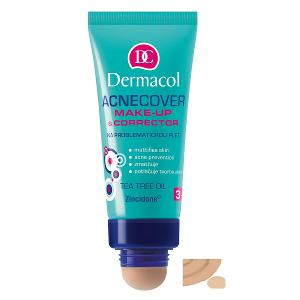 ACNECOVER MAKE-UP WITH CORRECTOR -3